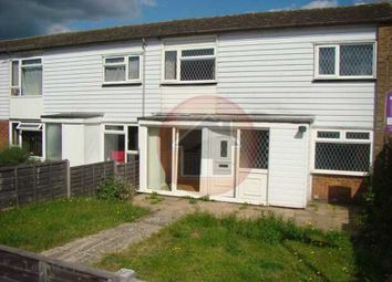 Thumbnail 3 bed terraced house to rent in Brading Close, Bassett Green, Southampton