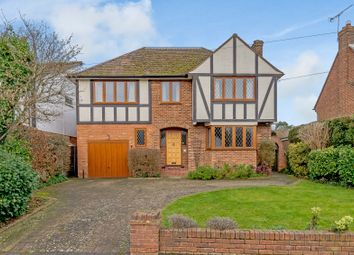 Thumbnail 5 bed detached house for sale in The Grove, Brookmans Park, Hatfield