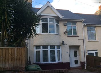 Thumbnail 2 bed maisonette to rent in Clifton Grove, Paignton