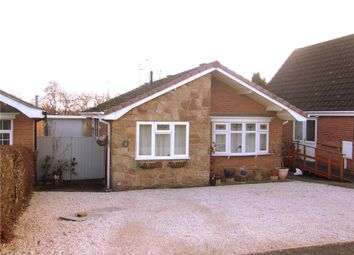 Thumbnail 2 bed detached bungalow for sale in Fountains Close, Allestree, Derby