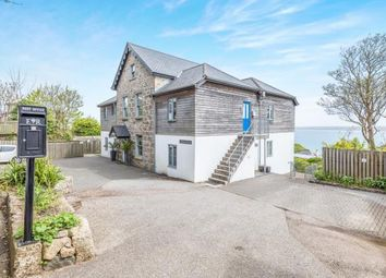 Thumbnail 1 bed flat for sale in St Ives Road, Carbis Bay, St Ives