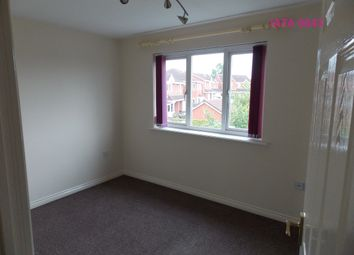 Thumbnail 2 bed flat to rent in Grazier Avenue, Two Gates, Tamworth