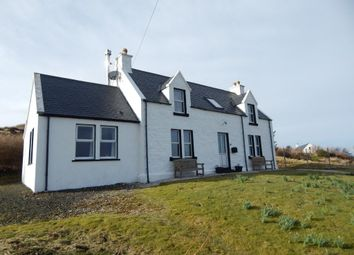 Thumbnail 3 bed detached house for sale in Geary, Waternish, Isle Of Skye