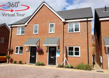Thumbnail 3 bedroom semi-detached house for sale in Scholars Way, Werrington, Stoke On Trent