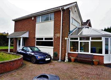 Thumbnail 3 bed detached house for sale in Bramble Lane, Mansfield