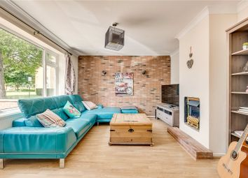 Thumbnail 3 bed end terrace house for sale in Strathdon Drive, London