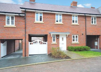 Thumbnail 3 bed terraced house for sale in Uxbridge Road, Wendover, Aylesbury