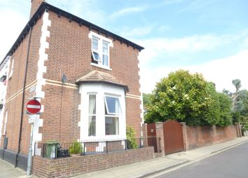 Thumbnail 3 bedroom end terrace house for sale in The Retreat, Southsea