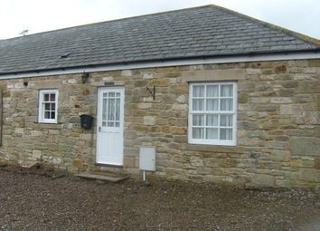 Thumbnail 2 bed cottage to rent in Mitford, Morpeth