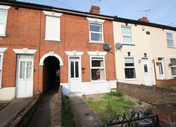 3 bed terraced house for sale in Richmond Road, Ipswich IP1