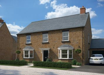 "Thumbnail 5 bed detached house for sale in ""Deddington"" at The Leyes, Deddington, Banbury"