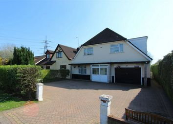 Thumbnail 4 bed detached house for sale in Old Nazeing Road, Broxbourne, Essex
