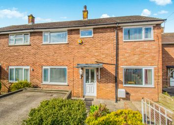 Thumbnail 4 bed semi-detached house for sale in Bridgwater Road, Llanrumney, Cardiff