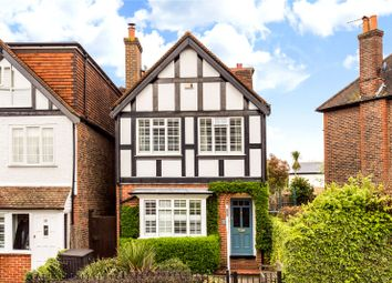 Thumbnail 5 bed detached house for sale in Chart Lane, Reigate, Surrey