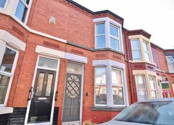 Thumbnail 3 bed terraced house for sale in Springbourne Road, Aigburth, Liverpool