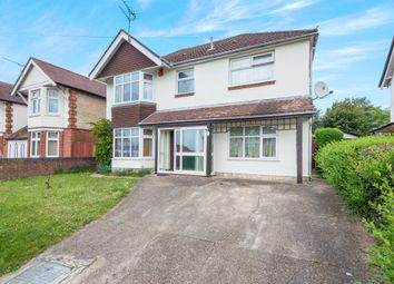 Thumbnail 4 bed detached house for sale in Stoddart Avenue, Southampton
