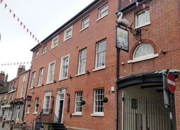 Thumbnail 2 bed flat to rent in The Swan, Bird Street, Lichfield, Staffordshire