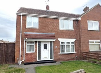 Thumbnail 3 bedroom terraced house for sale in Landseer Gardens, South Shields