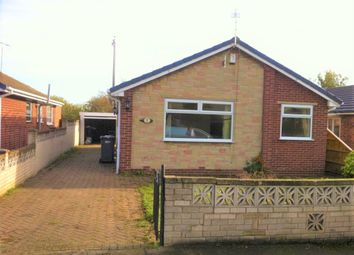Thumbnail 3 bed semi-detached bungalow to rent in Calder Road, Bolton Upon Dearne
