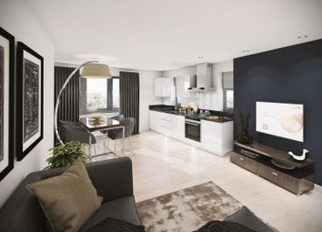 Thumbnail 1 bed flat for sale in Hulme Hall Road, Manchester, Greater