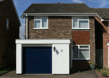 Thumbnail 3 bed detached house to rent in Knights Ridge, Pembury, Tunbridge Wells