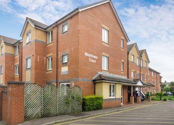 Thumbnail 1 bed flat for sale in Oakley Road, Southampton
