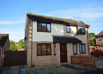 Thumbnail 2 bed semi-detached house for sale in Bircham Road, Taunton