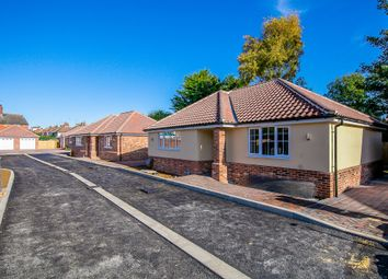 Thumbnail 2 bed detached bungalow for sale in Fronks Gardens, Fronks Road, Dovercourt, Harwich
