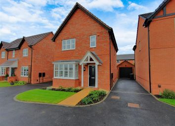 Greys View, Anstey, Leicester LE7. 3 bed detached house for sale