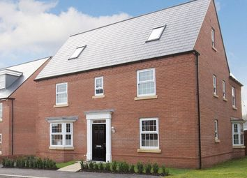 """Thumbnail 5 bed detached house for sale in """"Moorecroft"""" at Allendale Road, Loughborough"""