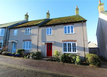 Thumbnail 3 bed end terrace house for sale in Coombefield Lane, Axminster, Devon