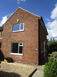 Thumbnail 2 bed semi-detached house to rent in Storey Street, Swinton, Mexborough