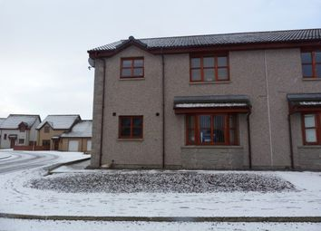 Thumbnail 2 bed flat to rent in 25 Millbuie Street, Elgin