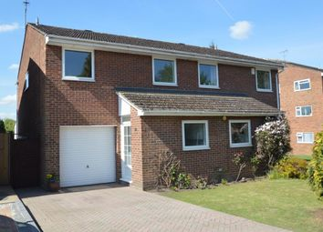 Thumbnail 4 bed semi-detached house for sale in Alderman Willey Close, Wokingham