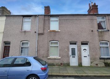Thumbnail 3 bed terraced house for sale in Abercorn Street, Barrow-In-Furness, Cumbria