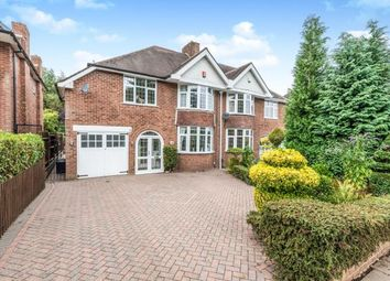 Thumbnail 4 bed semi-detached house for sale in Darnick Road, Sutton Coldfield, West Midlands, .