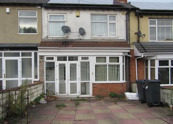 Thumbnail 3 bed terraced house to rent in Normandy Road, Aston