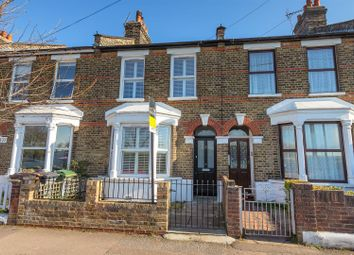 Thumbnail 4 bedroom terraced house to rent in Elmfield Road, London