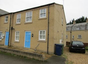 Thumbnail 2 bedroom flat for sale in Station Street, Chatteris