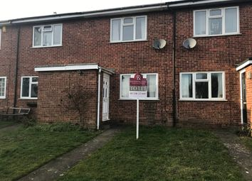 Thumbnail 2 bed town house to rent in Harratts Close, Ibstock, Leicestershire