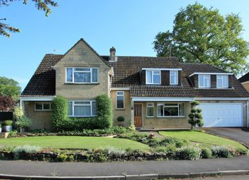 Thumbnail 6 bed detached house for sale in Oak Drive, Highworth