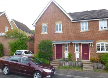 Thumbnail 3 bed semi-detached house to rent in Magnolia Drive, Chartham, Canterbury