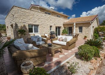 Thumbnail 4 bed detached house for sale in Anogira, Limassol, Cyprus