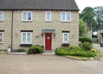 Thumbnail 2 bed property to rent in Glissard Way, Bradwell Village, Burford