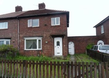 Thumbnail 3 bed semi-detached house to rent in Royds Avenue, Castleford