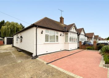 Thumbnail 3 bed semi-detached bungalow for sale in Herlwyn Avenue, Ruislip, Middlesex
