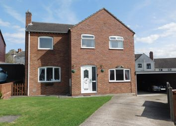 Thumbnail 4 bed detached house for sale in Harrow Road, Swadlincote