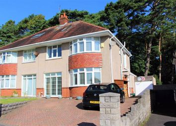 3 bed semi-detached house for sale in Mayals Avenue, Blackpill, Swansea SA3