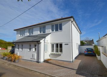 Thumbnail 3 bed semi-detached house for sale in Fuggoe Lane, Carbis Bay, St. Ives