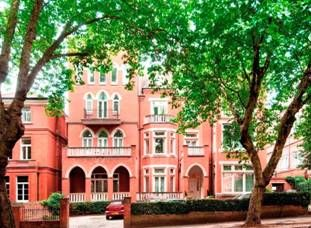 Thumbnail 3 bed flat to rent in Hampstead Heights, Hampstead